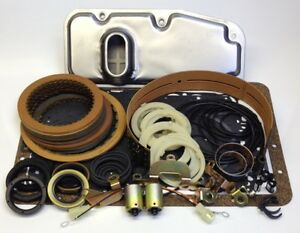 Toyota Hilux A343F 4 Speed Automatic Transmission Deluxe Rebuild Kit 2000 on