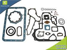 New Kubota V1702-DI Lower Gasket Kit