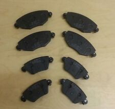 Ford Mondeo Mk3 |2000-| All Models Front & Rear Brake Pads