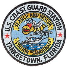 Sta Yankeetown Florida gnat W4851 Uscg Coast Guard patch