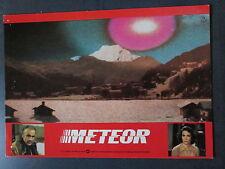 METEOR - Aushangfoto #1 - Sean Connery - Sci-Fi