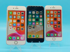 3 UNITS Apple iPhone 6s - 16GB - Gold Black Silver (Unlocked) A1688 (CDMA + GSM)