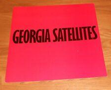 Georgia Satellites Poster 2-Sided Flat Square Promo 12x12