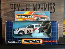 matchbox super kings K-95A-1.Rare Version mint OVP excellent from 1982/85