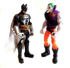 """DC Comics Superhéroes Batman & Joker 6"""" Figuras De Acción De Juguete, Justicia, Flash"""