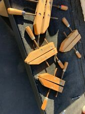 "3 Jorgensen HANDSCREW WOOD CLAMP 1 HEMPE ALL 10"" #1"