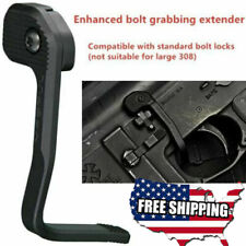 ENHANCED BAD LEVER MAP BOLT CATCH EXTENDER RELEASE LEVER AMBIDEXTROUS MOUNT-ON
