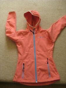 Ladies O'Neill Hooded Softshell Jacket (size 12)