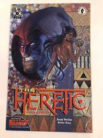 The Heretic of Little Faith #2 Dark Horse comic 1st Print 1997 NM