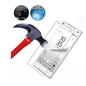 HD Clear Tempered Glass Screen Protector Film For Sony Xperia Z5 Compact Z5 Mini