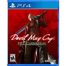 DEVIL MAY CRY HD COLLECTION (PLAYSTATION 4) PS4 - BRAND NEW - FREE SHIPPING!