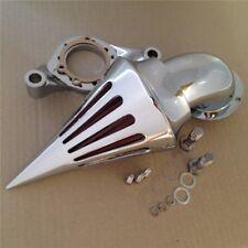 For Harley CV Carburetor Delphi V-Twin Spike Air Cleaner filter K&N Chrome
