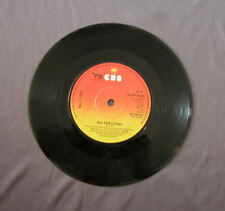 """Vinilo SG 7"""" 45 rpm BILLY JOEL - ALL FOR LEYNA -  Record"""