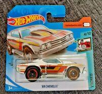 MATTEL Hot Wheels  '69 CHEVELLE  brand new sealed