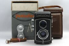 @ Ship in 24 Hours! @ Discount! @ Yashicaflex Model A Medium Format TLR Yashimar