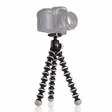 JOBY GorillaPod SLR-Zoom Heavy-duty Tripod (Grey) Ballhead Bundle for SLR camera