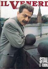 1990 11 02 - IL VENERDI DI REPUBBLICA - 02-11-1990 - N.143 - STALIN è TORNATO