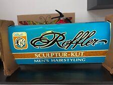 ROFFLER Original Lighted Sign BRAND NEW Barber Beauty Shop in Original Box 1972