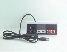 USB Wired Nintendo NES Classic Famicom Controller USB Control Pad For Windows PC