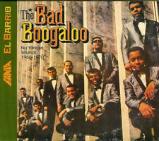 Various ‎– El Barrio: The Bad Boogaloo - Nu Yorican Sounds 1960-1970 Cd Sealed