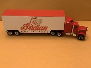 """Matchbox Convoy CY-36 Kenworth Transporter """"Indian Motorcycle"""" See Description"""