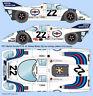 1971 Porsche 917K LeMans winner water transfer decals, Fujimi other scales avail