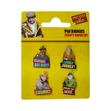 Only Fools and Horses Official Enamal Badge Set