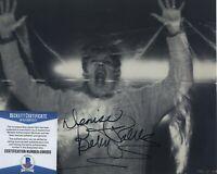 BETSY PALMER FRIDAY THE 13TH SIGNED  8X10  PHOTO BAS BECKETT COA TO DENISE