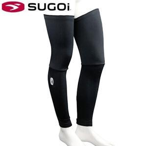 Sugoi Subzero Thermal Active Leg Warmers - Black (99958U)