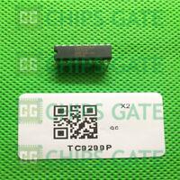 2PCS TOSHIBA TC9299P ELECTRONICVOLUME CONTROL IC