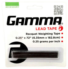Gamma Tennis Lead Balancing Tape