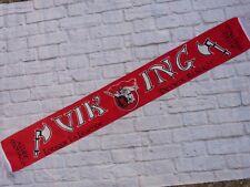 RARE !!! écharpe VIKINGS ultras AS MONACO FC asm foot scarf 1994 UM 94