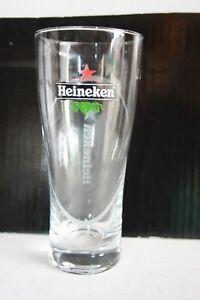 6 Heineken Biergläser 0,3 Liter