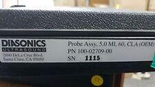 DIASONICS 100-02709-00 Transducer Ultrasound System