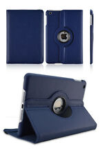 FUNDA GIRATORIA 360º TABLET APPLE IPAD 6 IPAD AIR 2 - AZUL OSCURO
