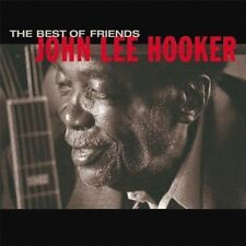 John Lee Hooker - Best of Friends RY COODER BEN HARPER ROBERT CRY JIMMIE VAUGHAN