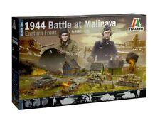 ITALERI 6182 WWII Battle Malinava 1944 German Russian 1:72 Battle Set FREE SHIP