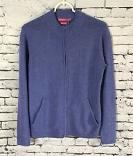 PETER MILLAR 100% Cashmere Mock Neck Sweater New with tags Women's Size Medium