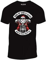 Herren Sons of Santa Claus T-Shirt Geschenk