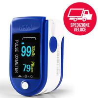 Pulsossimetro Professionale Dito Con Digital Display LED Saturimetro Ossimetro