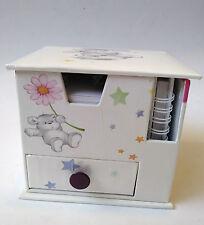 Innovage bear notepad, pens, memo stationary box set