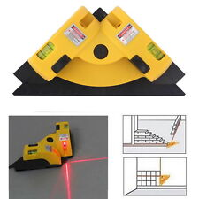 Right Angle 90 Degree Vertical Horizontal Laser Line Projection Square Level V0