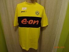 "Borussia dortmund original gool. de hogar camiseta 2002/03 ""e-on"" talla L-XL"