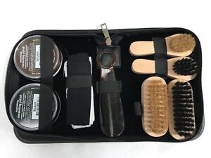 Waproo Deluxe 9 Piece Shoe Care Kit. New and improved