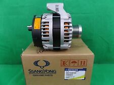 GENUINE SSANGYONG ACTYON SUV 2.0L TURBO DIESEL ALL MODEL ALTERNATOR ASSY