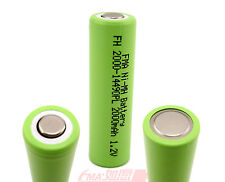 2x Model Toy Battery Ni-MH Size AA 1.2V 2000mAh for Razor Shaver Cell RU/US