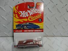 Hot Wheels Classics Series 2 #12 Orange 1965 Pontiac Bonneville