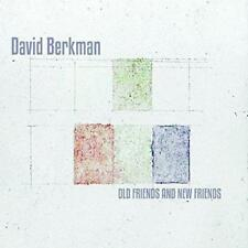 David Berkman - Old And New Friends (NEW CD)