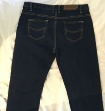 MENS WORK JEANS WORKHORSE BRAND Size 12 ( One Of The Hard Yakka Brands )