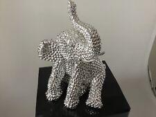 Elefant Glitzer Look BIJOUX ca.19 cm